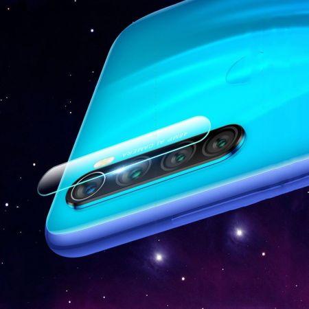 Олеофобное Закаленное Защитное Стекло на Заднюю Камеру Объектив для Xiaomi Redmi Note 8T