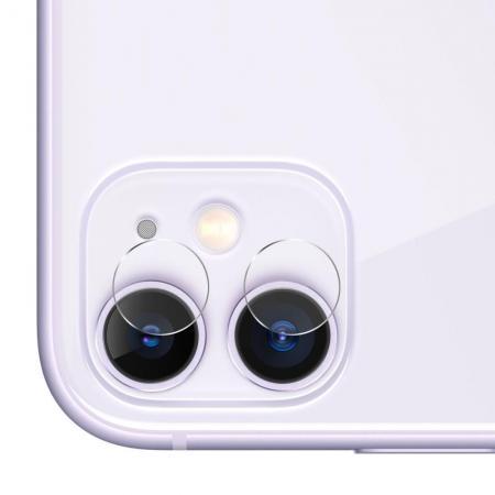 Олеофобное Закаленное Защитное Стекло на Заднюю Камеру Объектив для iPhone 11