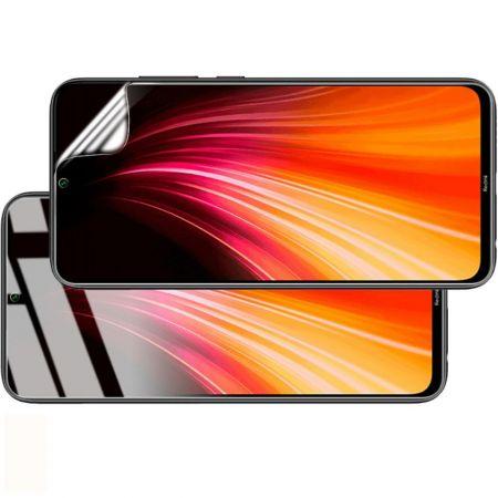 Пластиковый Жесткий Прозрачный Корпус IMAK Чехол для Xiaomi Redmi Note 8