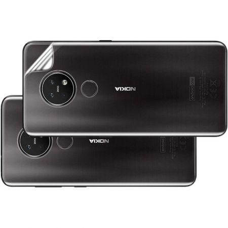 Пластиковый Жесткий Прозрачный Корпус IMAK Чехол для Nokia 6.2