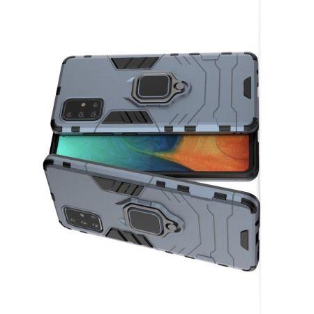 Закаленное Защитное Олеофобное NILLKIN H+PRO Прозрачное стекло на экран Samsung Galaxy A71