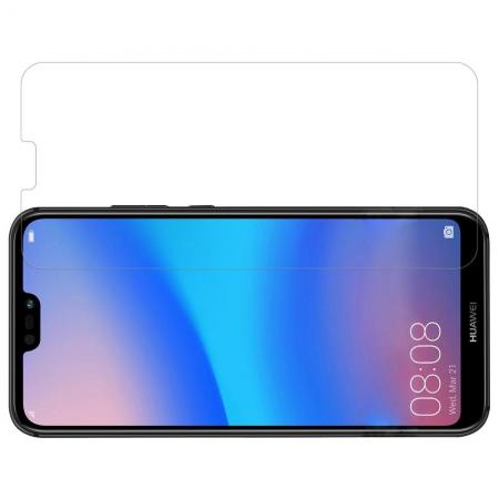 Антибликовая Матовая Защитная Пленка для Huawei P20 lite