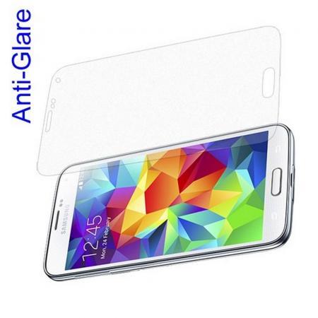 Антибликовая Матовая Защитная Пленка для Samsung Galaxy S5