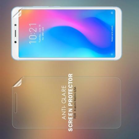 Антибликовая Матовая Защитная Пленка для Xiaomi Redmi 6