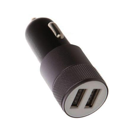 Автомобильное зарядное устройство 2 USB для телефона 2.1A