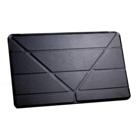 Чехол Книжка для планшета Samsung Galaxy Tab A 10.5 SM-T595 SM-T590 RedLine с Подставкой Черный