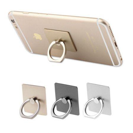 Держатель кольцо для телефона универсальное