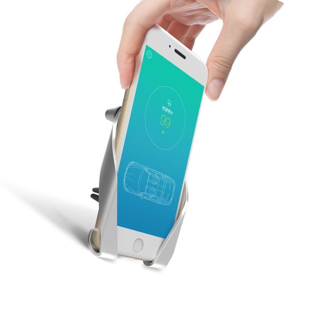 Автомобильный держатель телефона на дефлектор воздуховод Autobot