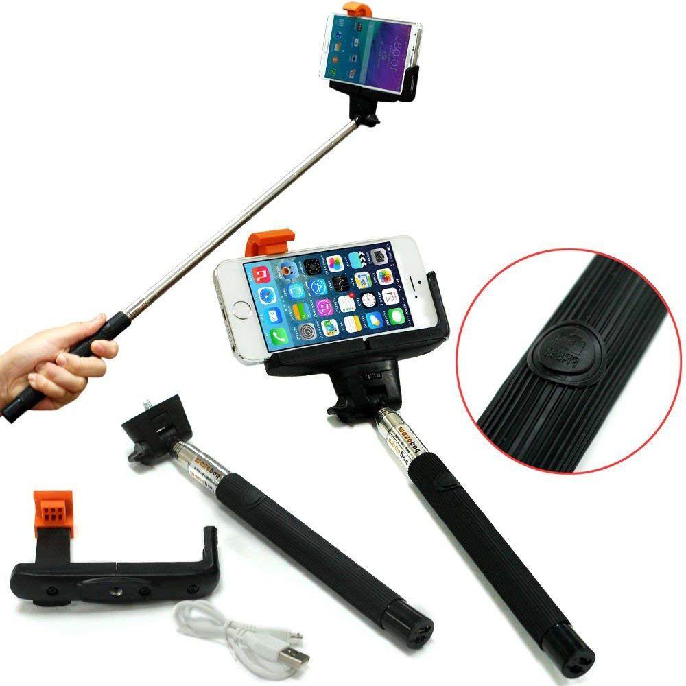 Беспроводная Bluetooth селфи палка Selfie монопод для телефона