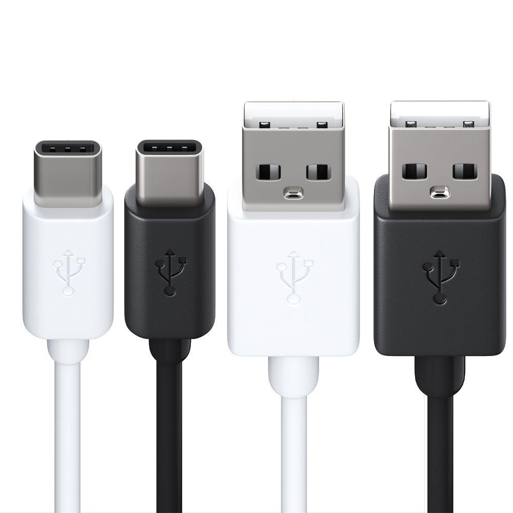 Кабель для телефона USB Type C для зарядки и подключения к компьютеру