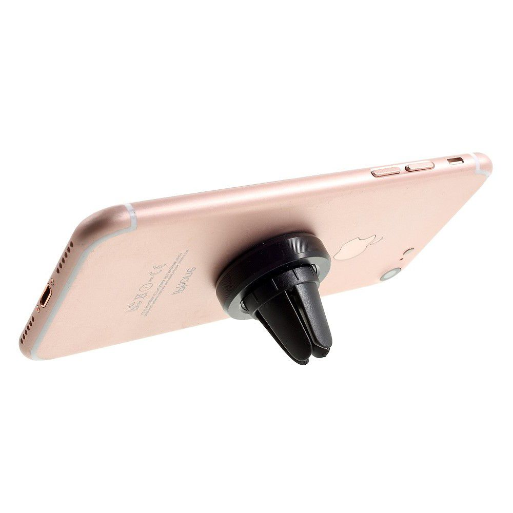 Магнитный держатель телефона на воздуховод автомобиля