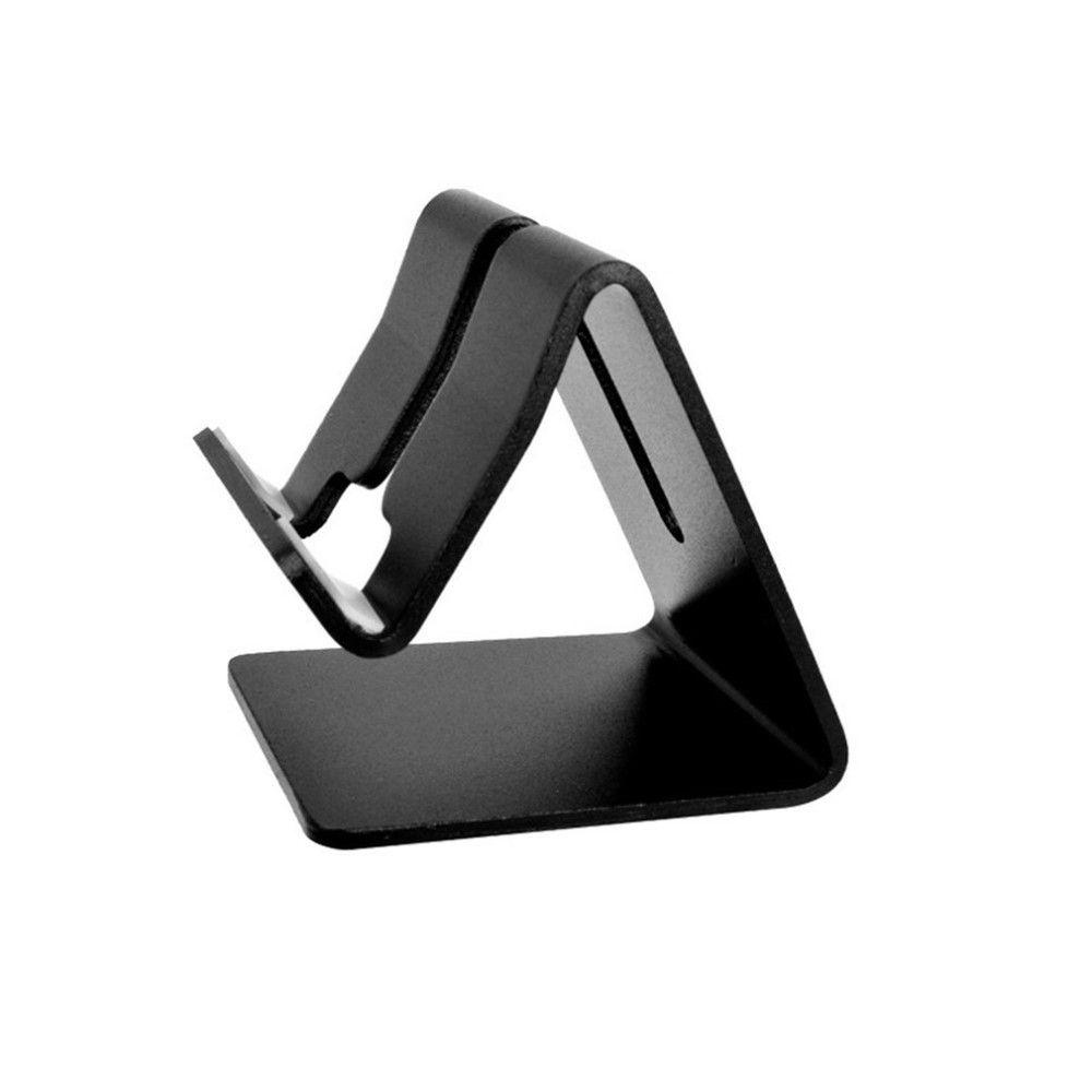 Металлическая алюминиевая подставка для телефона