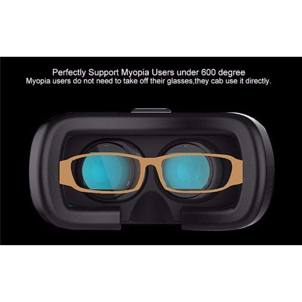 Очки шлем виртуальной реальности для телефона VR Box
