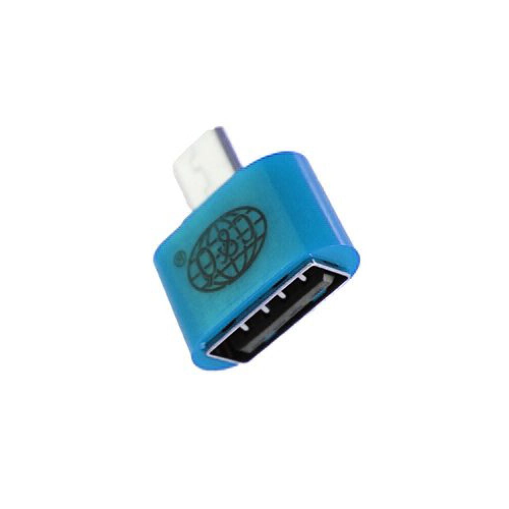 Переходник OTG для телефона Micro USB