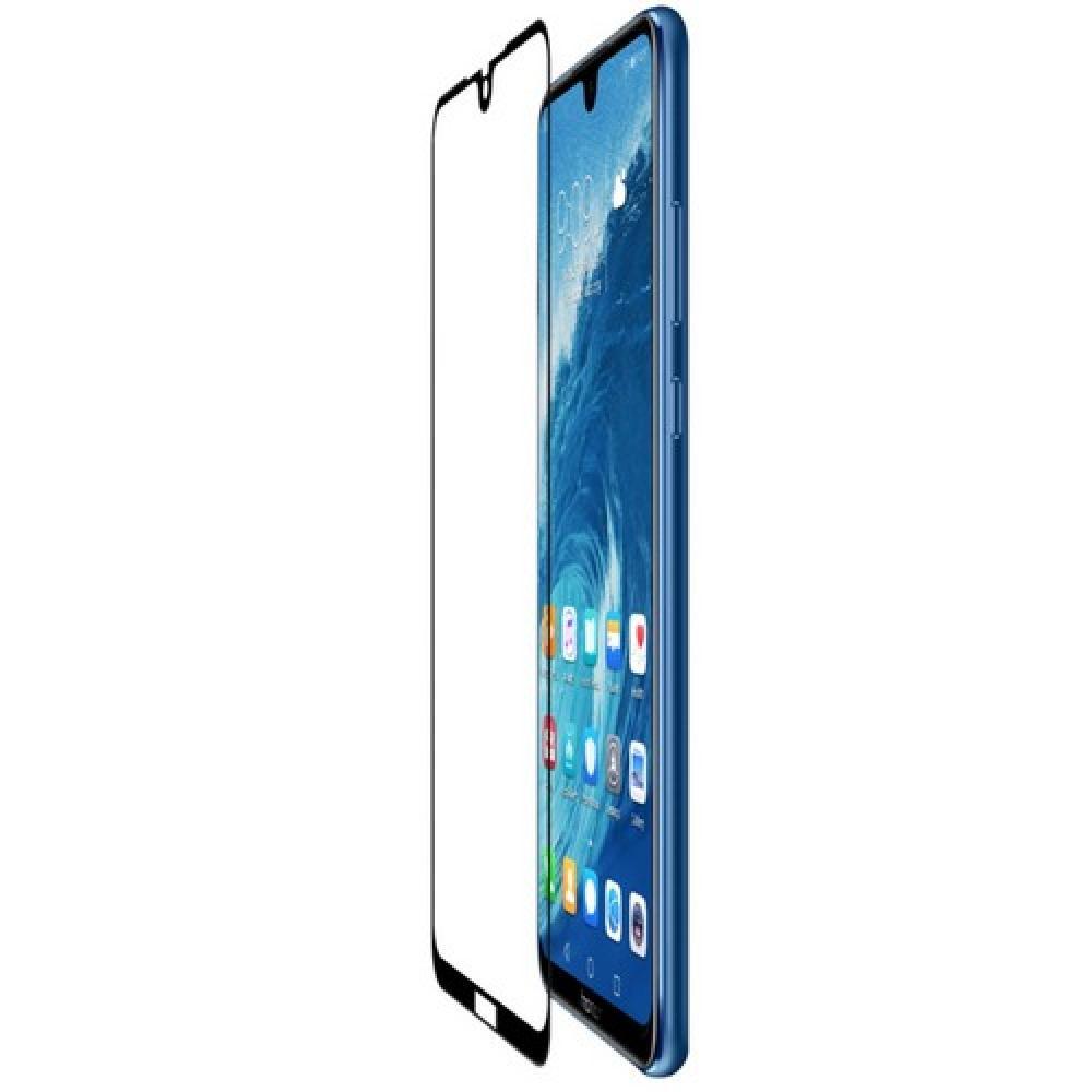 Полноэкранное Закаленное Олеофобное DF Full Screen Защитное Стекло Черное для Huawei Honor 8X Max