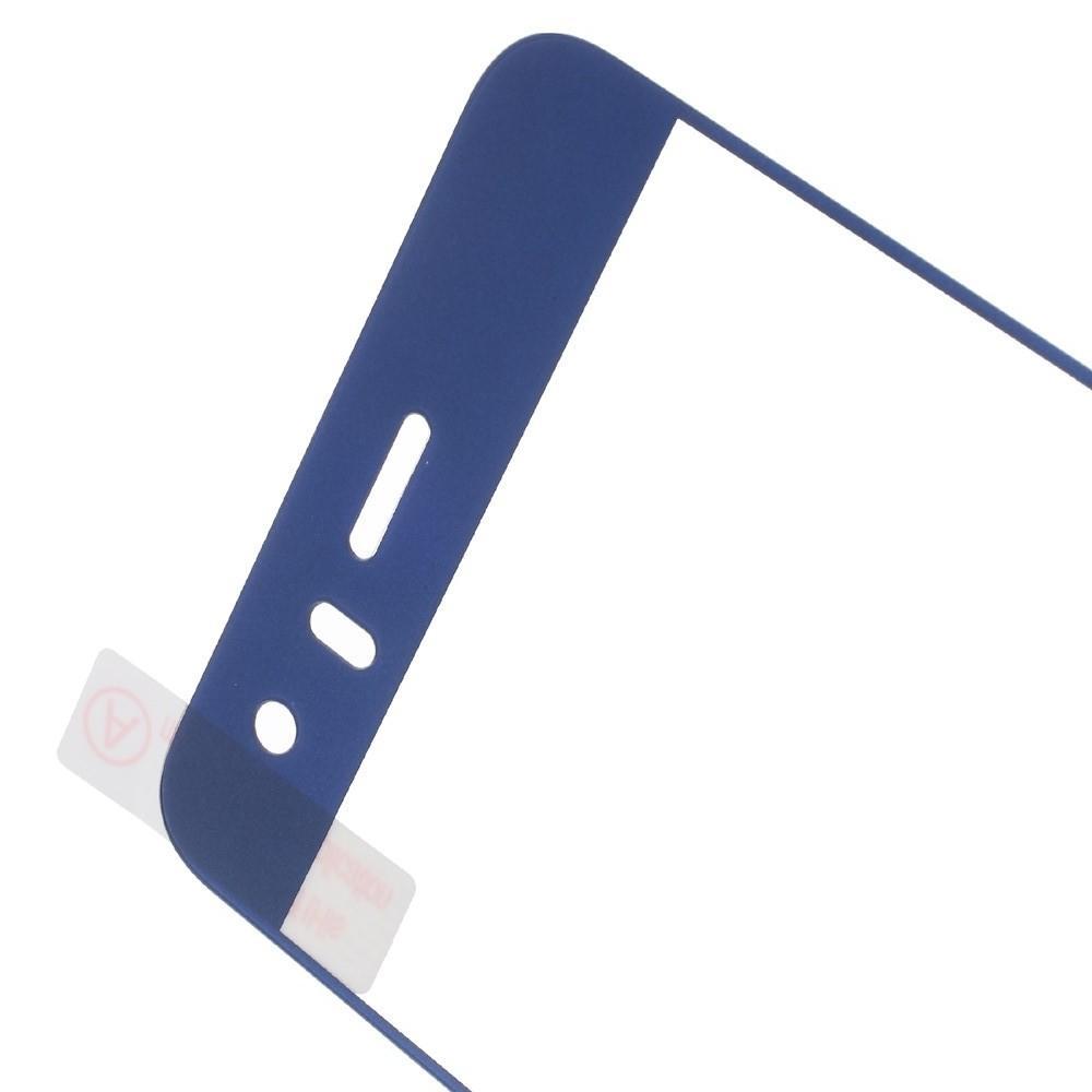 Полноэкранное Закаленное Олеофобное DF Full Screen Защитное Стекло Синее для Huawei Honor 9