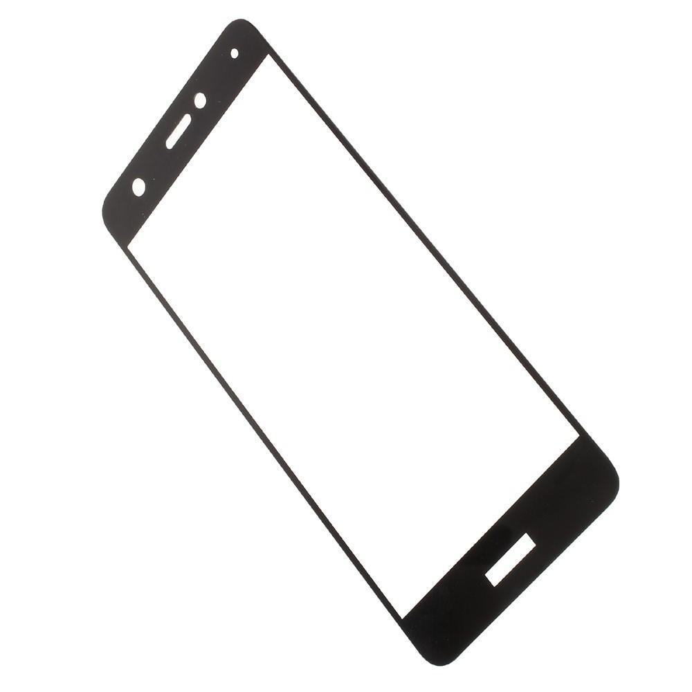 Полноэкранное Закаленное Олеофобное DF Full Screen Защитное Стекло Черное для Huawei Nova
