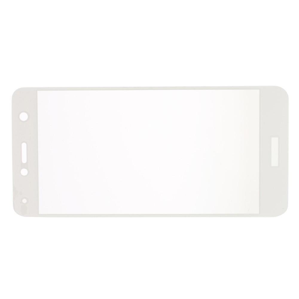 Полноэкранное Закаленное Олеофобное DF Full Screen Защитное Стекло Белое для Huawei Nova