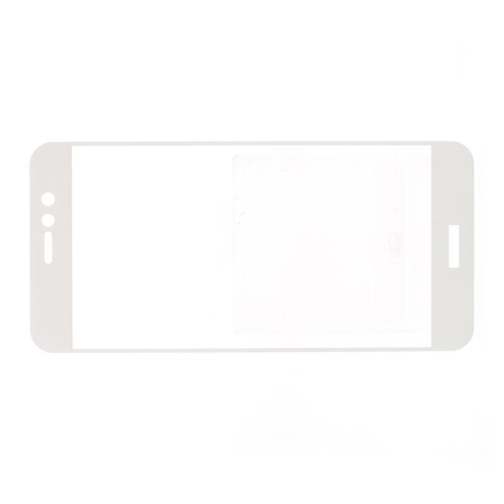 Полноэкранное Закаленное Олеофобное DF Full Screen Защитное Стекло Белое для Huawei Nova 2 Plus