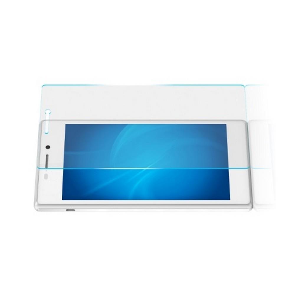 Полноэкранное Закаленное Олеофобное Защитное Стекло Прозрачное для Sony Xperia Z3