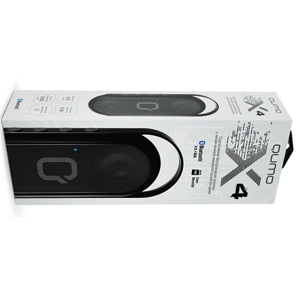 Портативная Bluetooth колонка для телефона X4 Qumo