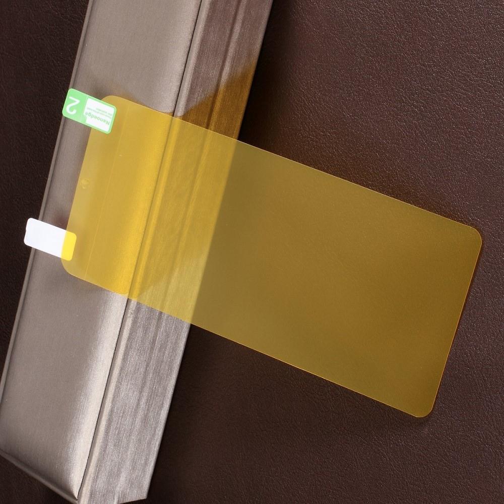 Силиконовая TPU Full Cover Защитная Пленка на Изогнутый Экран Huawei P30 Полное Покрытие