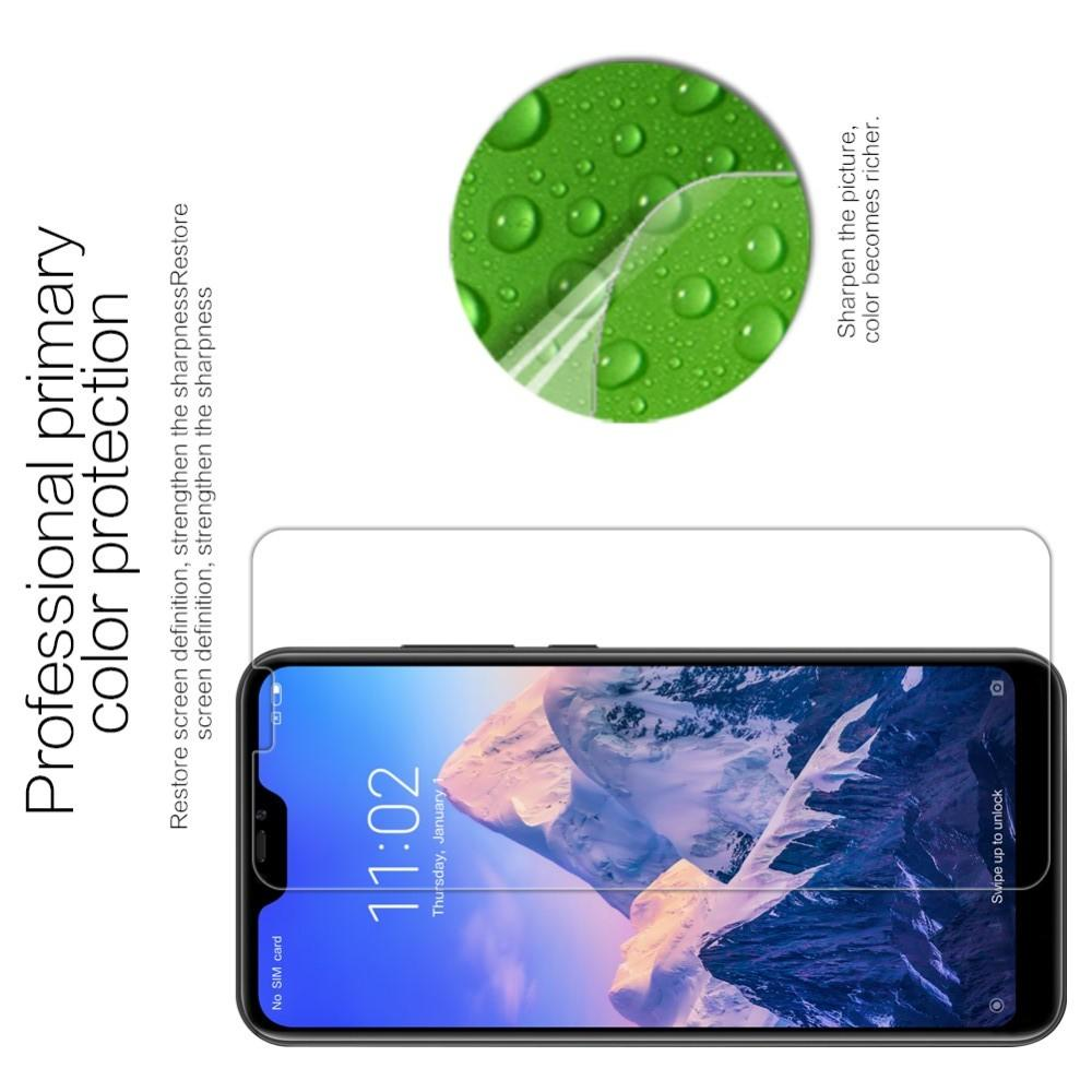 Ультра прозрачная глянцевая защитная пленка для экрана Xiaomi Mi A2 Lite / Redmi 6 Pro