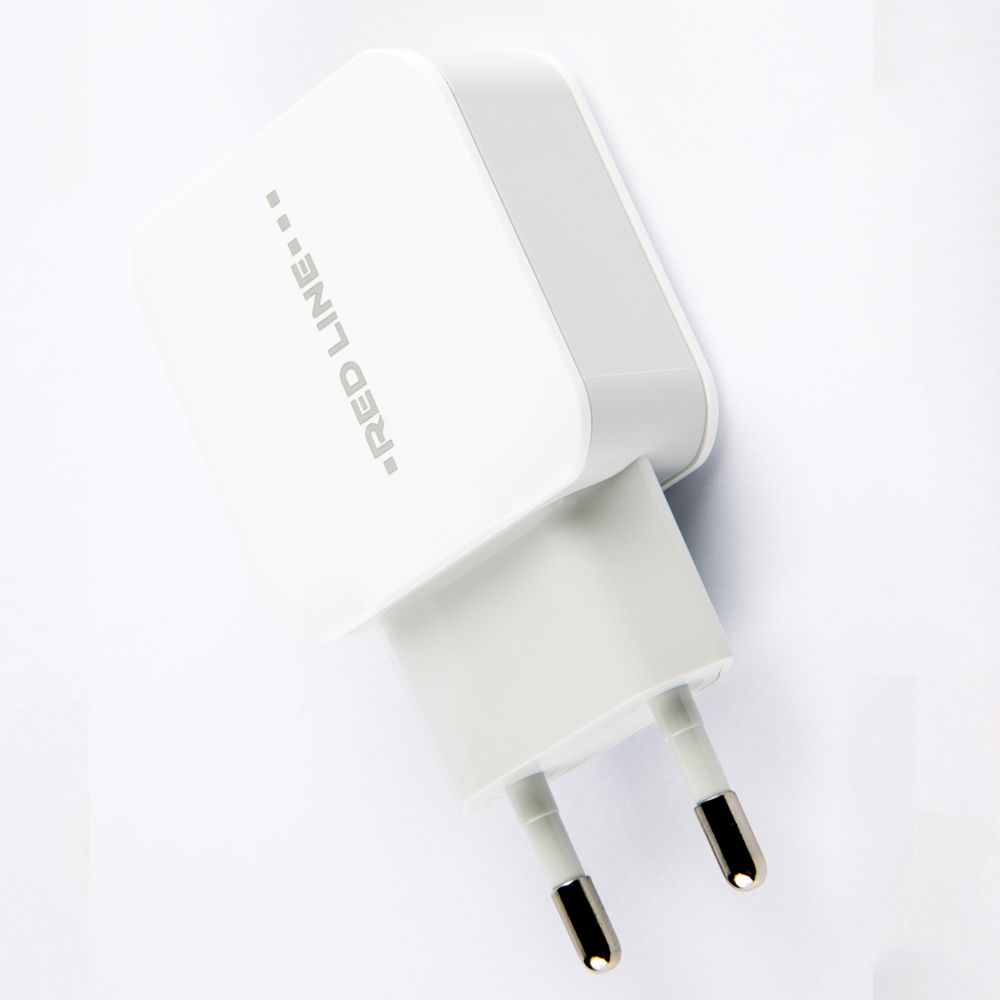 Умная быстрая зарядка 2 USB для телефона 2,4 А с авто мощностью
