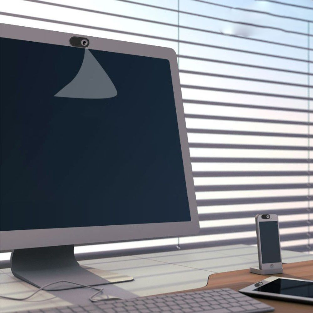 Заглушка шторка для камеры телефона или ноутбука