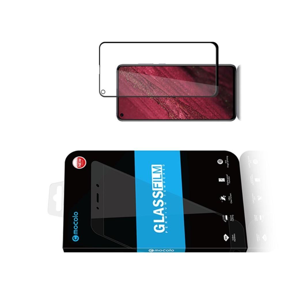 Закаленное Полный Охват Экрана MOCOLO Tempered Стекло для Huawei Nova 4 Черное