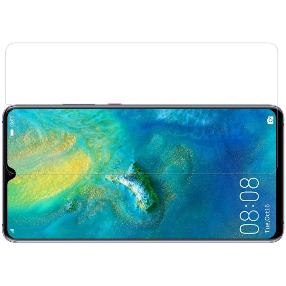 Закаленное Защитное Олеофобное NILLKIN H+PRO Прозрачное стекло на экран Huawei Mate 20 X