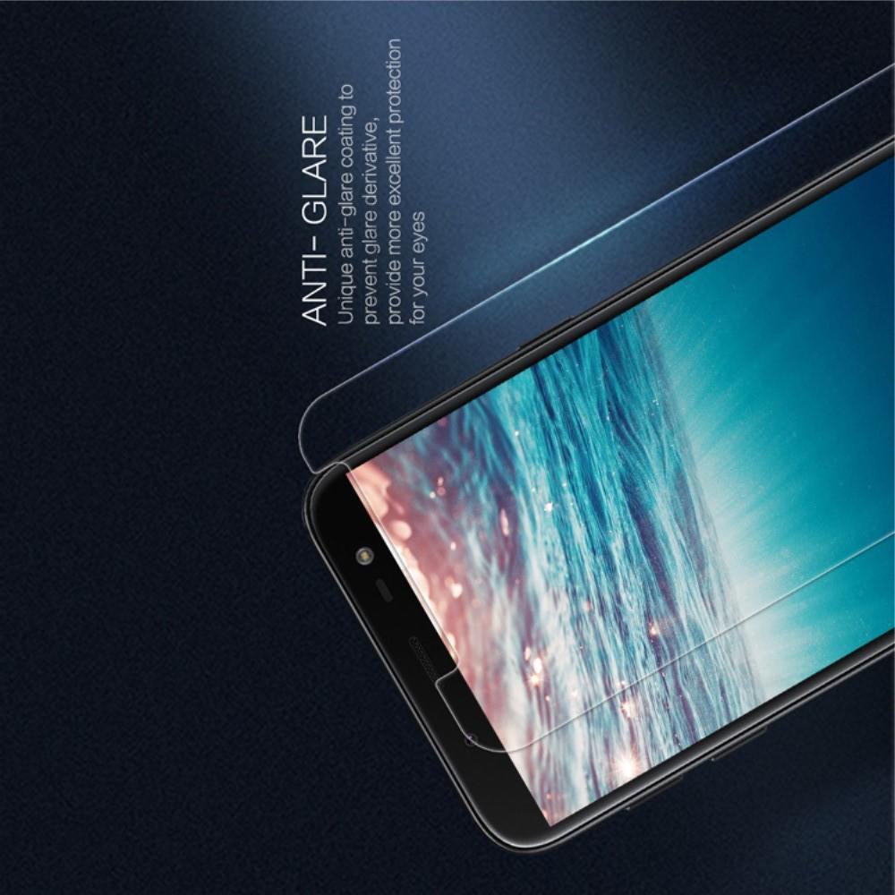 Закаленное Защитное Олеофобное NILLKIN H+PRO Прозрачное стекло на экран Samsung Galaxy J6 SM-J600