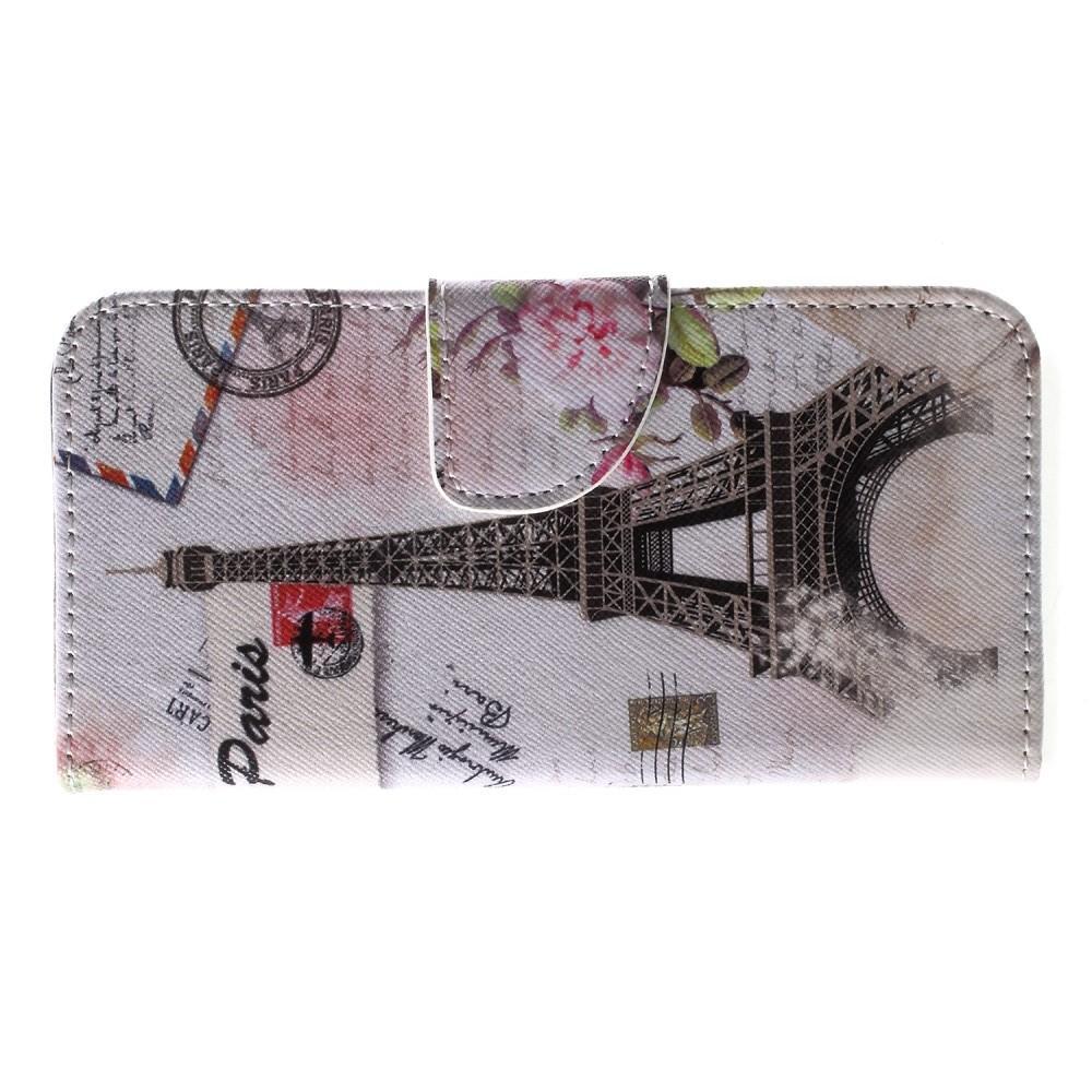 Защитный Флип Чехол для Huawei Honor 10 в Виде Книжки с Рисунком Париж