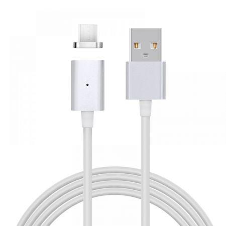Магнитный кабель для зарядки телефона Micro USB