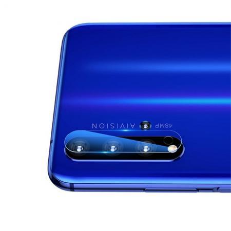 Олеофобное Закаленное Защитное Стекло на Заднюю Камеру Объектив для Huawei Honor 20