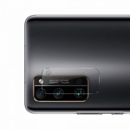 Олеофобное Закаленное Защитное Стекло на Заднюю Камеру Объектив для Huawei Honor 30 Pro