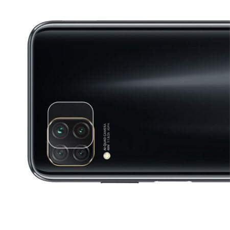 Олеофобное Закаленное Защитное Стекло на Заднюю Камеру Объектив для Huawei Honor View 30 / View 30 Pro