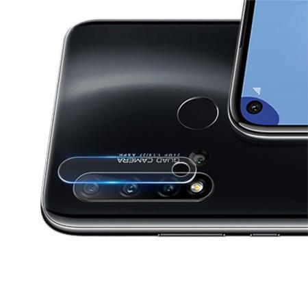Олеофобное Закаленное Защитное Стекло на Заднюю Камеру Объектив для Huawei nova 5i / P20 lite 2019