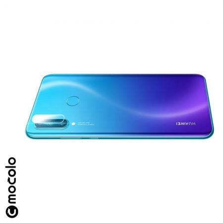 Олеофобное Закаленное Защитное Стекло на Заднюю Камеру Объектив для Huawei P30 Lite