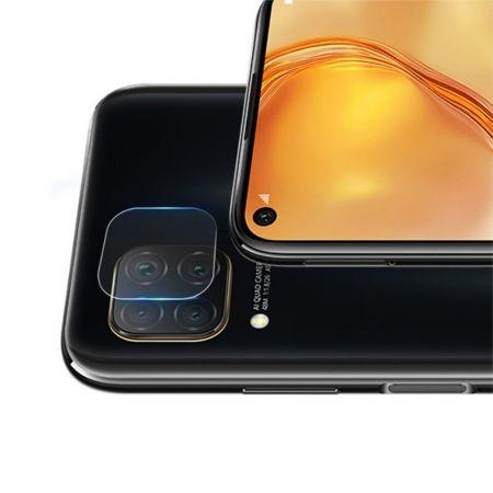 Олеофобное Закаленное Защитное Стекло на Заднюю Камеру Объектив для Huawei P40 Lite