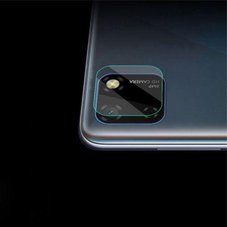 Олеофобное Закаленное Защитное Стекло на Заднюю Камеру Объектив для Huawei Y5p / Honor 9S