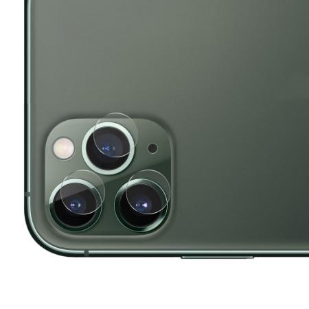 Олеофобное Закаленное Защитное Стекло на Заднюю Камеру Объектив для iPhone 11 Pro / Pro Max