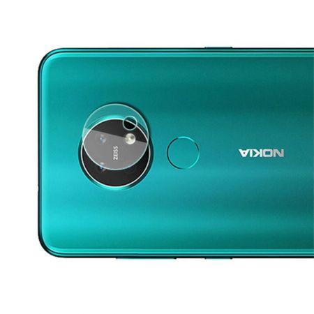 Олеофобное Закаленное Защитное Стекло на Заднюю Камеру Объектив для Nokia 6.2 / 7.2