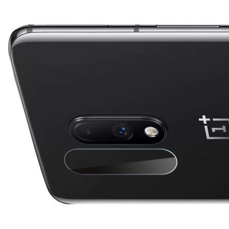 Олеофобное Закаленное Защитное Стекло на Заднюю Камеру Объектив для OnePlus 7