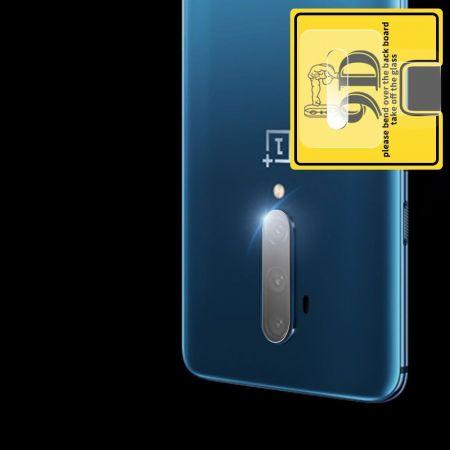 Олеофобное Закаленное Защитное Стекло на Заднюю Камеру Объектив для OnePlus 7T Pro