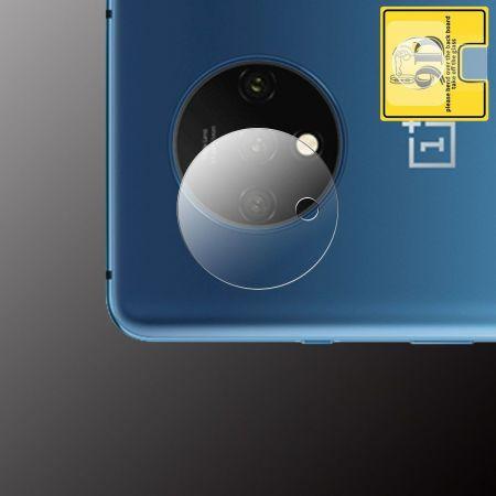 Олеофобное Закаленное Защитное Стекло на Заднюю Камеру Объектив для OnePlus 7T