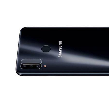Олеофобное Закаленное Защитное Стекло на Заднюю Камеру Объектив для Samsung Galaxy A20s