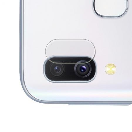 Олеофобное Закаленное Защитное Стекло на Заднюю Камеру Объектив для Samsung Galaxy A40