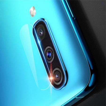 Олеофобное Закаленное Защитное Стекло на Заднюю Камеру Объектив для Samsung Galaxy A50