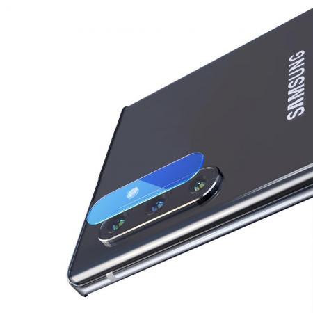 Олеофобное Закаленное Защитное Стекло на Заднюю Камеру Объектив для Samsung Galaxy Note 10